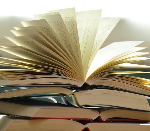 Higher Ways Publishing - Pile of Books