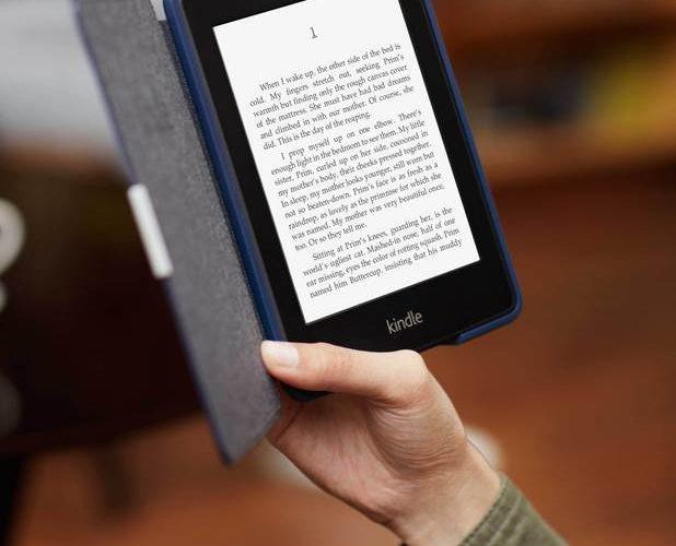 Higher Ways Publishing - Woman Reading E-Book
